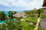 Baan Chom Pha- private Chaweng beach villa rental on Koh Samui, Thailand.