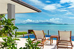 Baan Dalah- Koh Samui beach house for vacation rental- Thailand tropical holiday.