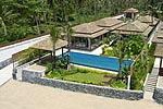 Dhevatara Residence- private luxury beach vacation rental villa on Koh Samui, Thailand.