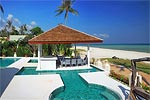 Baan Flora- Koh Samui private beach house for holiday rental- Thailand island holiday.