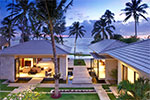 InAsia- Koh Samui private beachfront property for rent.