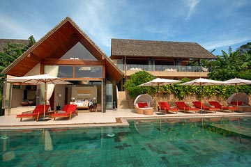 Samui Holiday Homes presents luxury rental at Baan Rak Talay Kalya Residence, Koh Samui, Thailand