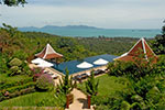 Ban Kinaree- luxury villa with pool for rent on Koh Samui.