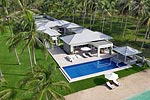 La Lagune- luxurious beach house holiday rental on Koh Samui, Thailand.