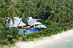 Ban Laem Sor- Koh Samui beach house for family vacation rental- Thailand tropical holiday.