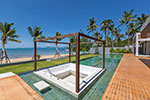 Villa Malouna- private child-friendly beach house for rent on Koh Samui, Thailand.