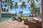 Mandalay Villas- private luxurious beach front homes for holiday rental on Koh Samui.