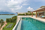 Villa Manta- Koh Samui luxury sea front house for holiday rental- Thailand island holiday.
