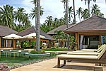 Ban Mekkala- luxury beach villa vacation rental on Koh Samui, Thailand.