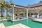 Villa Mia- private beach house for holiday rent on Koh Samui, Thailand.
