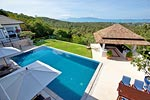 Mullion Cove- private villa rental on Koh Samui, Thailand.