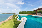 Villa Nagisa- luxury rental villa with pool, Koh Samui, Thailand.