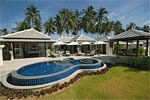 Villa Por De Sol- koh samui beachfront vacation rental- Thailand island holiday.