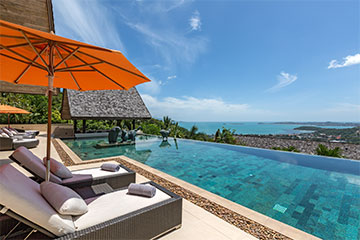 Samui Holiday Homes presents luxury rental at Baan Rak Talay Purana Residence, Koh Samui, Thailand