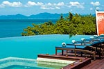 Villa Riva- private beach house for holiday rental on Koh Samui, Thailand.