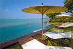 Samudra- luxury beach house to rent on Koh Samui, Thailand.