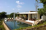 Samujana Villa 7- luxury rental villa with infinity pool, Koh Samui, Thailand.