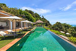 Sangsuri Villa 1- private Chaweng beach house rental on Koh Samui, Thailand.