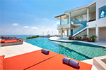 Summit Villa 3- Koh Samui private home with panoramic views for rent.