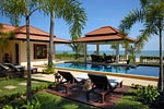 Baan Tawan Chai- beach house for family vacation rental on Koh Samui