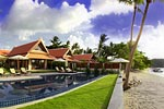 Baan Tawantok- luxury private beach villas for holiday rent on Koh Samui, Thailand.