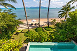 Villa M- Koh Samui holiday beach house for rent- Thailand island vacation.
