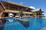 Villa Vista- luxury private house with pool and gym for rent on Koh Samui.