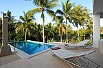 Wild Palms Villa- private pool villa for vacation rental on the island of Samui.
