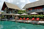 Baan Rak Talay- luxury rental villas with pool on Koh Samui.