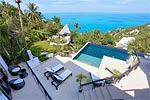 seThai- Koh Samui private villa for stylish vacation rental.