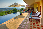 Summit Villa 15- Koh Samui holiday house for rent, Thailand.